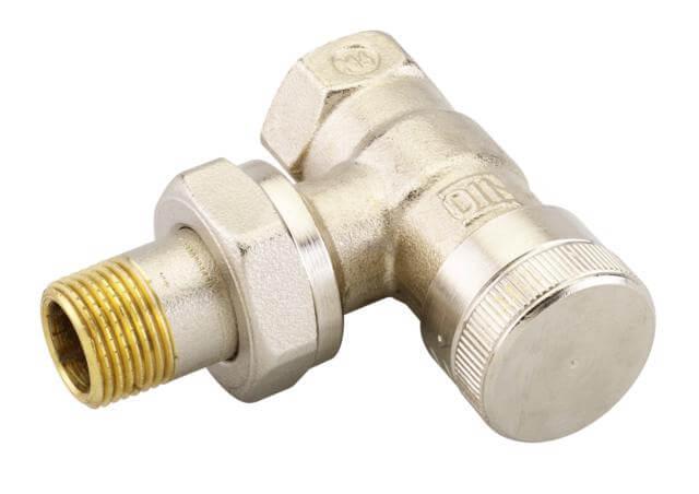 запорный радиаторный клапан rlv 15