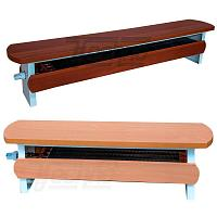 Techno Vita Bench KBZ 300-350-1400 Конвектор скамья