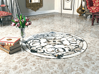 Valentino Scuro, Infinity Ceramic Tiles